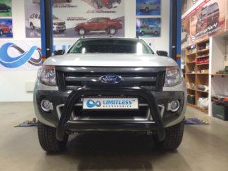 Ford-Ranger-2011-2015-frontbåge-extraljushållare-led-ljusbåge-extraljusbåge-extraljus-frontbågar-sverige-ab-svart-STANDARD-matt-svart