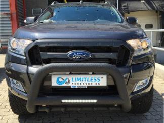 Ford-Ranger-EXCLUSIVE-LIGHT-RUGGED-BLACK-frontbåge-extraljushållare-led-ljusbåge-extraljusbåge-extraljus-frontbågar-sverige-ab-svart