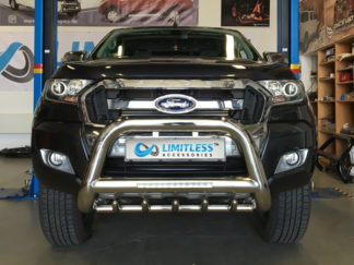 Ford-Ranger-EXCLUSIVE-LIGHT-frontbåge-extraljushållare-led-ljusbåge-extraljusbåge-extraljus-frontbågar-sverige-ab
