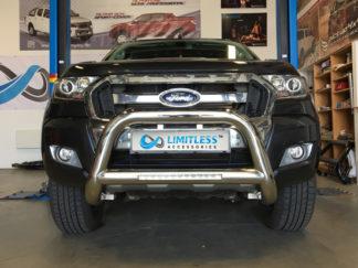 Ford-Ranger-STANDARD-LIGHT-frontbåge-extraljushållare-led-ljusbåge-extraljusbåge-extraljus-frontbågar-sverige-ab