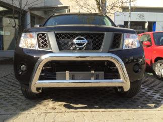 Nissan-navara-d40-STANDARD-frontbåge-extraljushållare-led-ljusbåge-extraljusbåge-extraljus-frontbågar-sverige-ab
